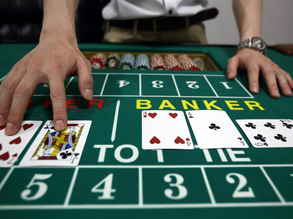 5 tips for success in Baccarat