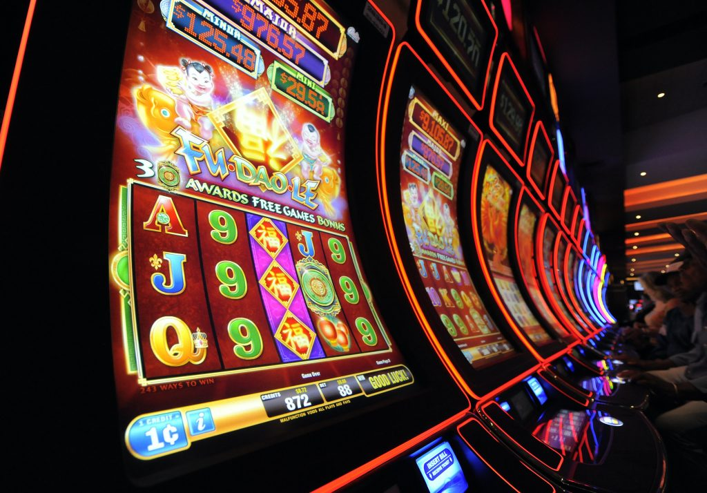 Pokie Turnover Remarkably Grew After The Lockdown In Canada Ended